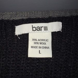 Bar III Sweaters - Bar III  knit sweater